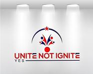 Unite not Ignite Logo - Entry #131