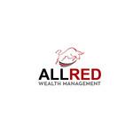 ALLRED WEALTH MANAGEMENT Logo - Entry #663