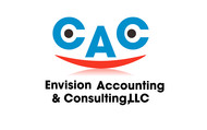 Envision Accounting & Consulting, LLC Logo - Entry #43