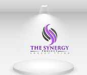 """The Synergy Project"" and place the word ""season three"" underneath in smaller front either as "" season 3"" or ""season three"" Logo - Entry #81"