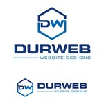 Durweb Website Designs Logo - Entry #205