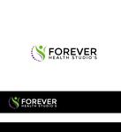 Forever Health Studio's Logo - Entry #21