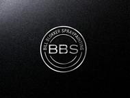 Bill Blokker Spraypainting Logo - Entry #188