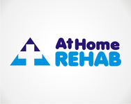 At Home Rehab Logo - Entry #8