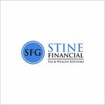 Stine Financial Logo - Entry #128