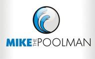 Mike the Poolman  Logo - Entry #132