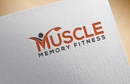 Muscle Memory fitness Logo - Entry #49