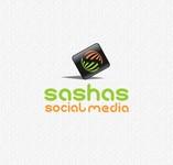 Sasha's Social Media Logo - Entry #145
