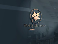 Maple Mustard Logo - Entry #3