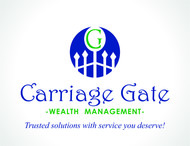 Carriage Gate Wealth Management Logo - Entry #5