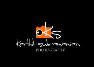 Karthik Subramanian Photography Logo - Entry #120