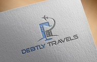 Debtly Travels  Logo - Entry #115