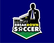 BreakDownSoccer Logo - Entry #5