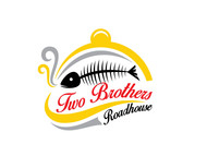 Two Brothers Roadhouse Logo - Entry #135
