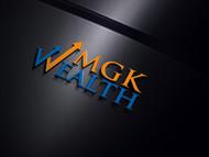 MGK Wealth Logo - Entry #364