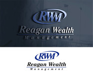 Reagan Wealth Management Logo - Entry #482