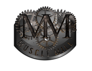 Muscle MIll Logo - Entry #54