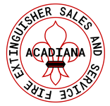 Acadiana Fire Extinguisher Sales and Service Logo - Entry #185