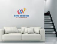 CMW Building Maintenance Logo - Entry #464