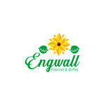Engwall Florist & Gifts Logo - Entry #31