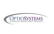 OptioSystems Logo - Entry #140