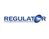 Regulator Thouroughbreds and Performance Horses  Logo - Entry #50