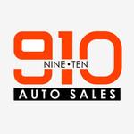910 Auto Sales Logo - Entry #115