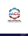 Mechanical Construction & Consulting, Inc. Logo - Entry #91