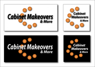 Cabinet Makeovers & More Logo - Entry #109