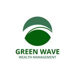 Green Wave Wealth Management Logo - Entry #296