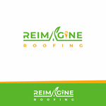 Reimagine Roofing Logo - Entry #233