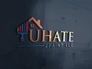 uHate2Paint LLC Logo - Entry #41