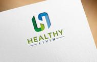 Healthy Livin Logo - Entry #68