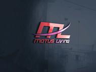 Motus Living Logo - Entry #113