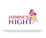 Jasmine's Night Logo - Entry #123