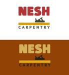 nesh carpentry contest Logo - Entry #20
