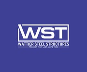 Wattier Steel Structures LLC. Logo - Entry #34