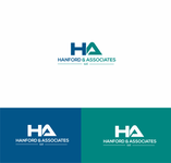 Hanford & Associates, LLC Logo - Entry #519