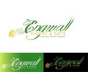 Engwall Florist & Gifts Logo - Entry #93