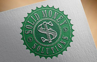 Solid Money Solutions Logo - Entry #170