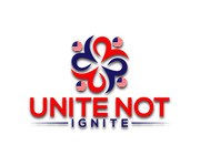 Unite not Ignite Logo - Entry #233