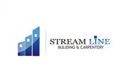 STREAMLINE building & carpentry Logo - Entry #24