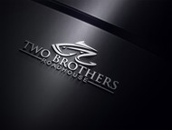 Two Brothers Roadhouse Logo - Entry #59