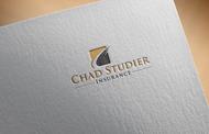 Chad Studier Insurance Logo - Entry #126