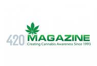 420 Magazine Logo Contest - Entry #22