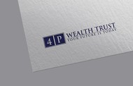 4P Wealth Trust Logo - Entry #271