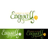 Engwall Florist & Gifts Logo - Entry #73