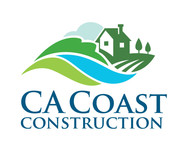 CA Coast Construction Logo - Entry #262