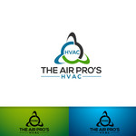 The Air Pro's  Logo - Entry #304