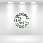 Healthy Livin Logo - Entry #132